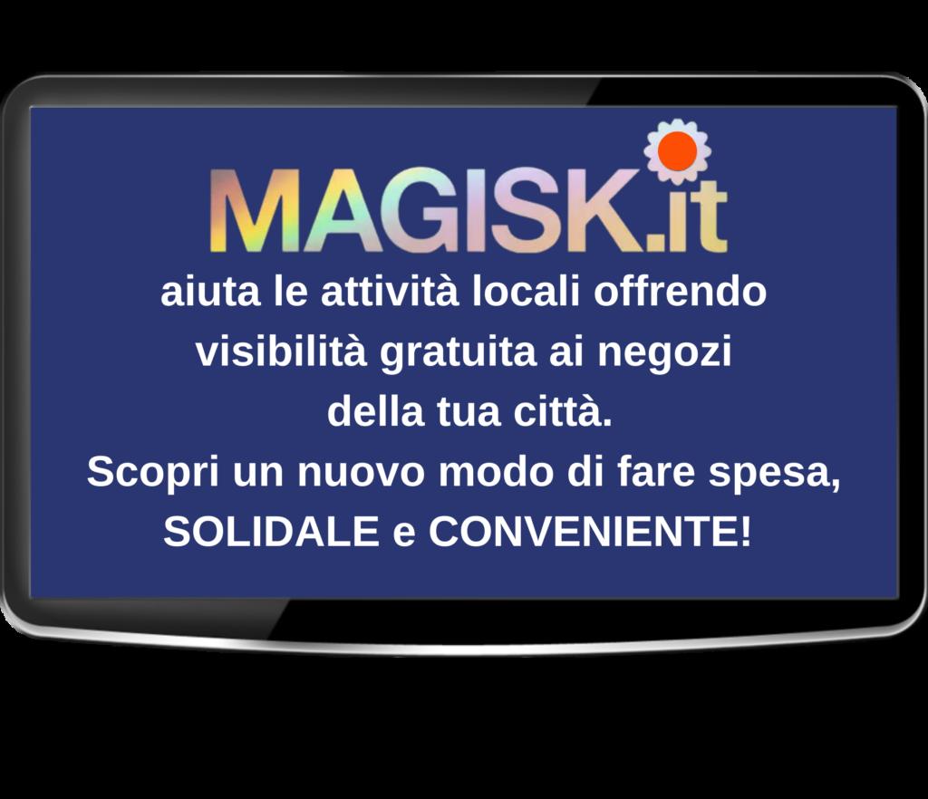 ATTIVITa LOCALI MAGISK.it