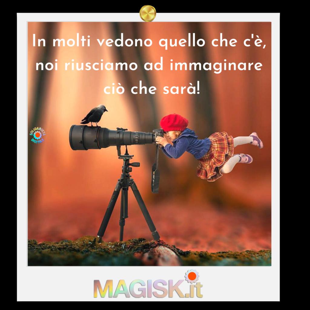 Magisk.it 100% Risparmio Solidale